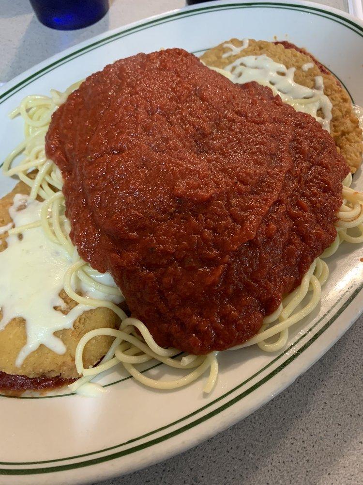Mario's Italian Eatery: 314 E Main St, Frostburg, MD