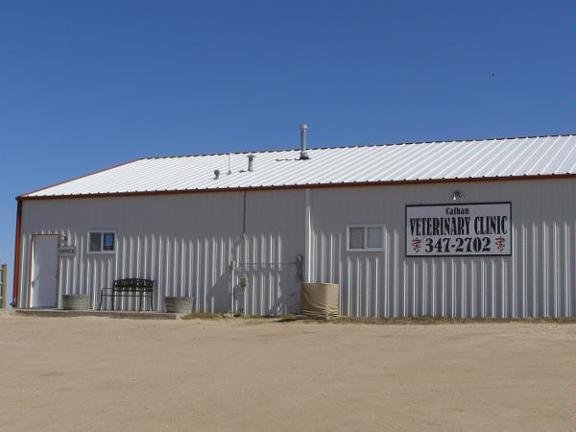 Calhan Veterinary Clinic: 13425 N Calhan Hwy, Calhan, CO