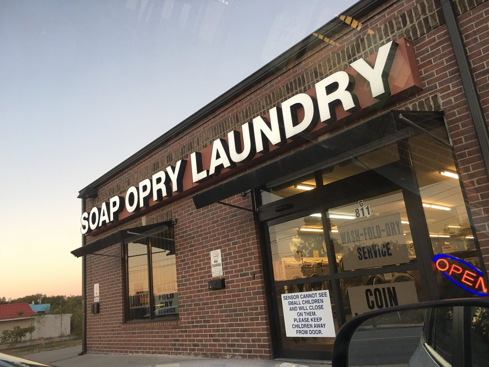 Soap Opry Laundry