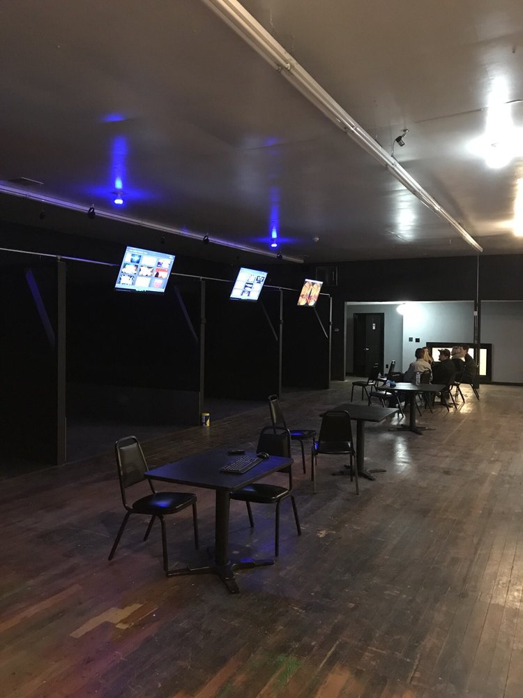 V-Sports Arena: 115 S 4th St, Coeur d'Alene, ID