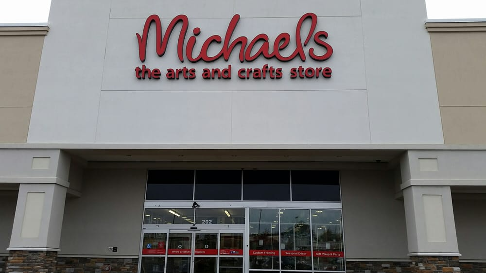 Michaels arts crafts 2421 cranberry hwy wareham ma for Michaels crafts phone number