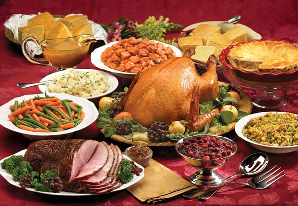 Open for Thanksgiving & Christmas Dinner. Take-home feasts ...