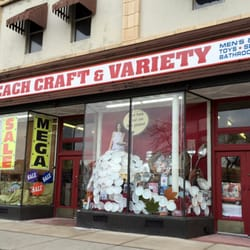 Long Beach Craft Variety Closed Arts Crafts 50 W Park Ave