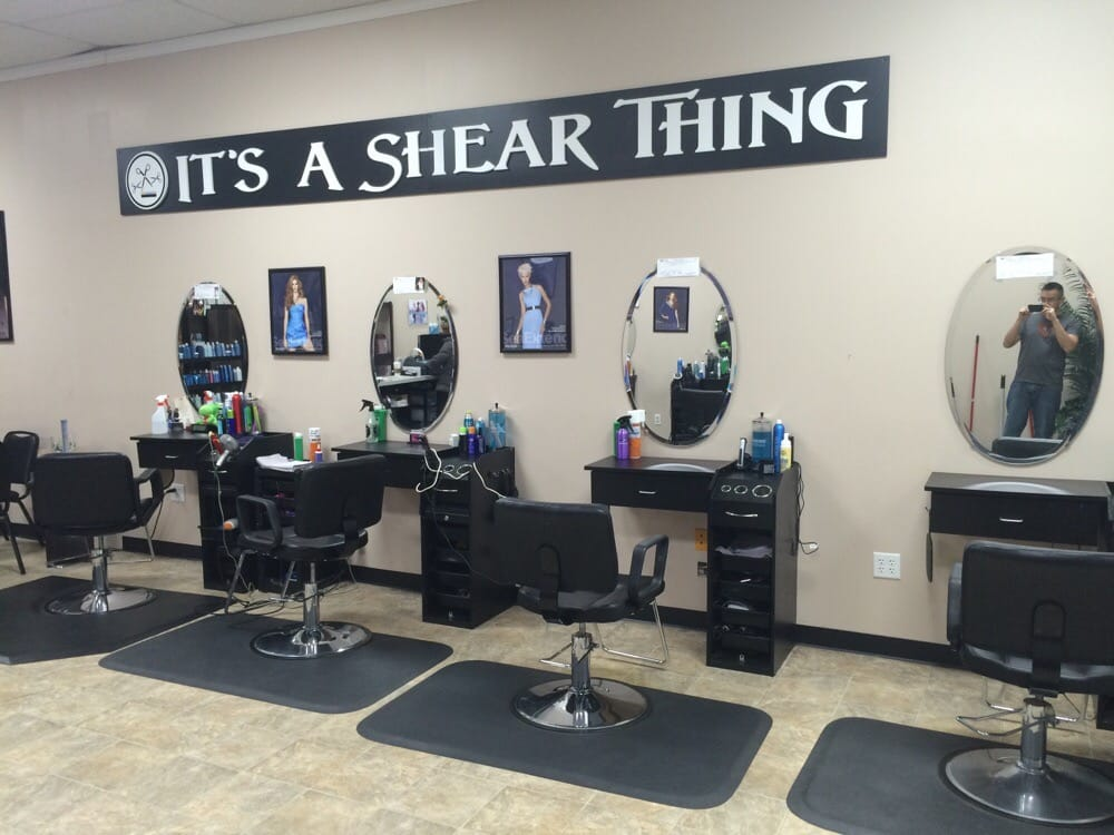 It s a shear thing kuaf r 2420 n salisbury blvd for A shear thing salon