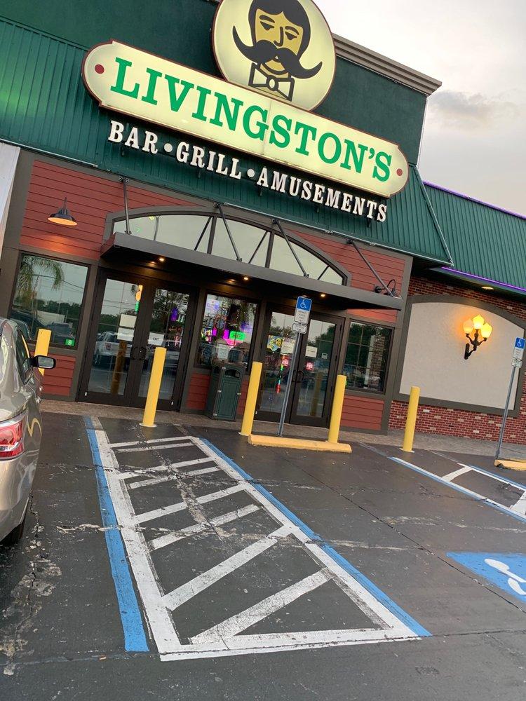 Livingston's Amusement Center: 5947 Clark Center Ave, Sarasota, FL