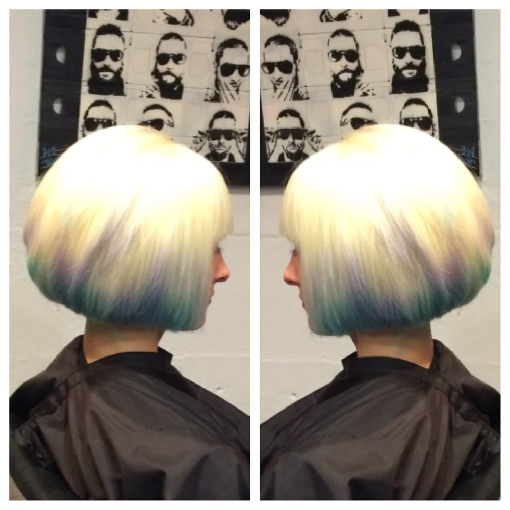 Cut and color by kiley yelp for 77 salon portland