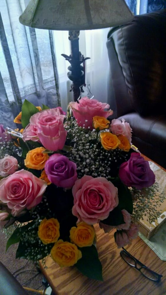 Flower Arrangement From Cactus Flower Florist - Yelp