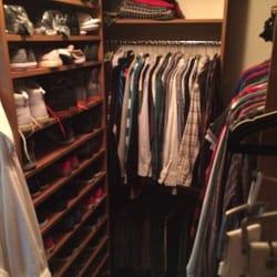 designer closets - 13 photos - home organization - 983 foxy ln