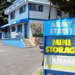 Photo of Army Street Mini Storage - San Francisco, CA, United States.  Welcome