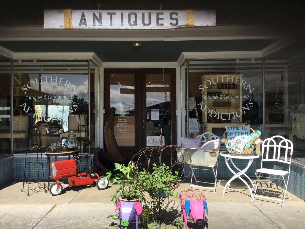 Southern Addictions Antiques & Consignment: 125 N Main St, Atmore, AL