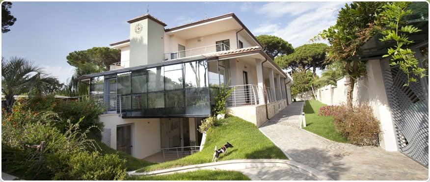 Villa Verde Via Orazio Vecchi