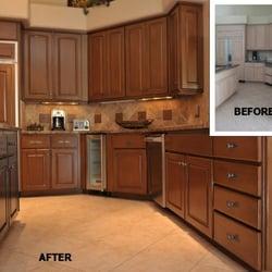 Marvelous Photo Of Designer Cabinet Refinishing   Phoenix, AZ, United States