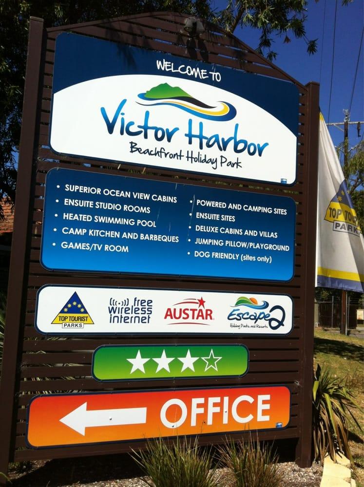 Victor Harbor Caravan Park