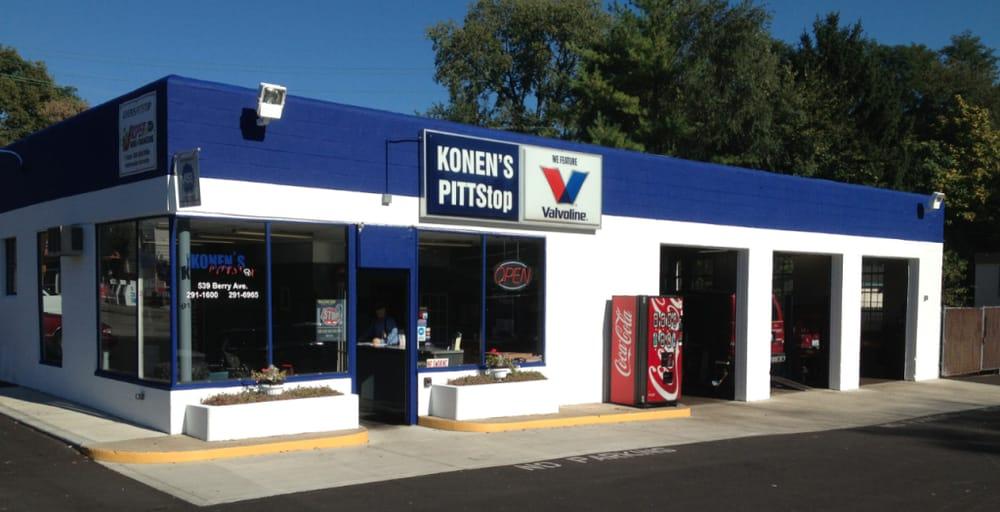 Konen's Pittstop: 539 Berry Ave, Bellevue, KY