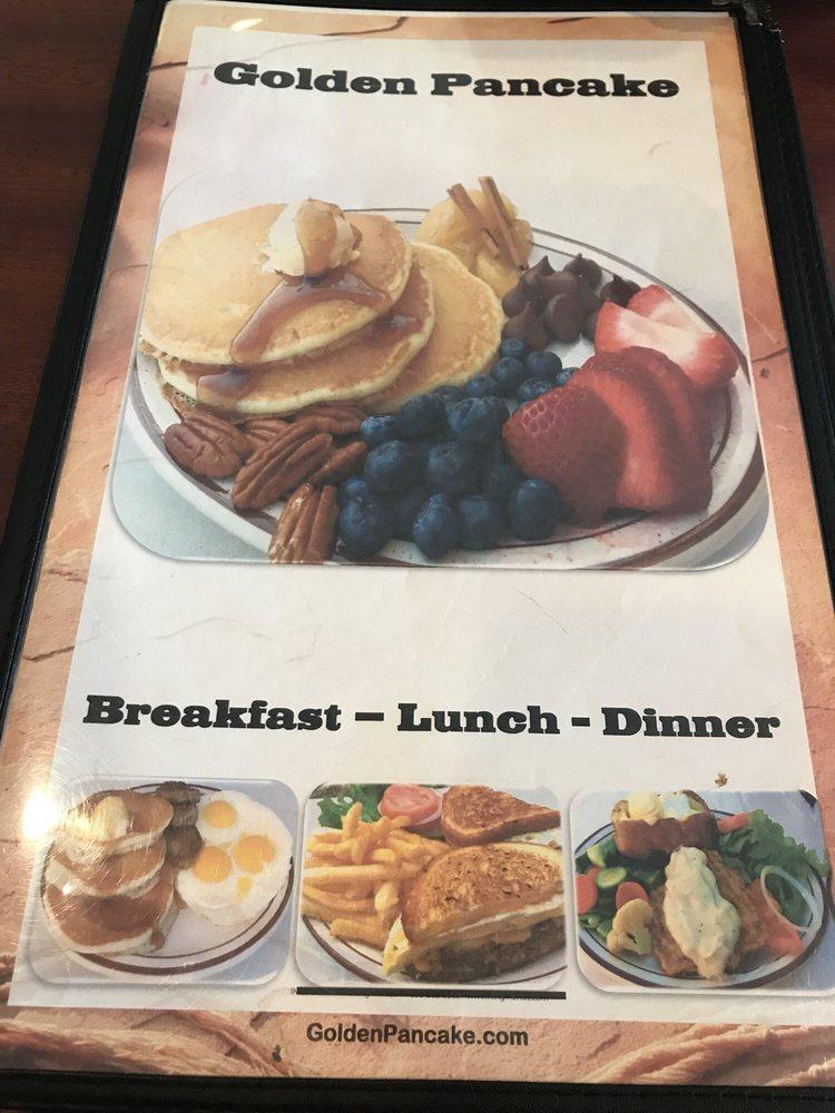 Golden Pancake: 10216 Natural Bridge Rd, St Louis, MO