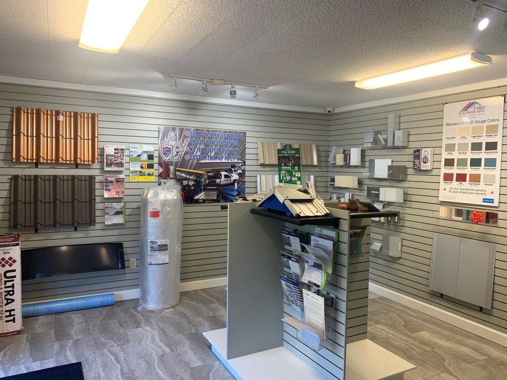 1st Coast Metal Roofing Supply: 186 State Road 207, East Palatka, FL