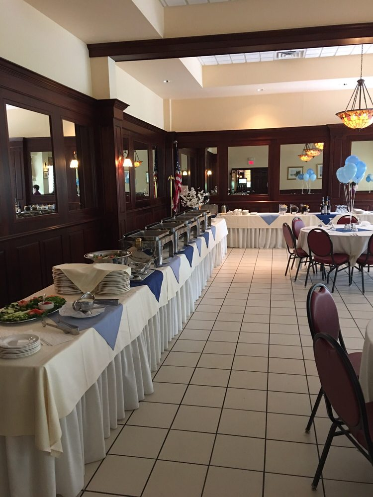 Auto Store Near Me >> Banquet room set up for my son's communion - Yelp