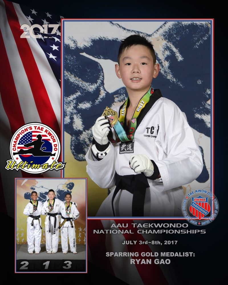 Ultimate Champions Tae Kwon Do: 141-20 Northern Blvd, Flushing, NY