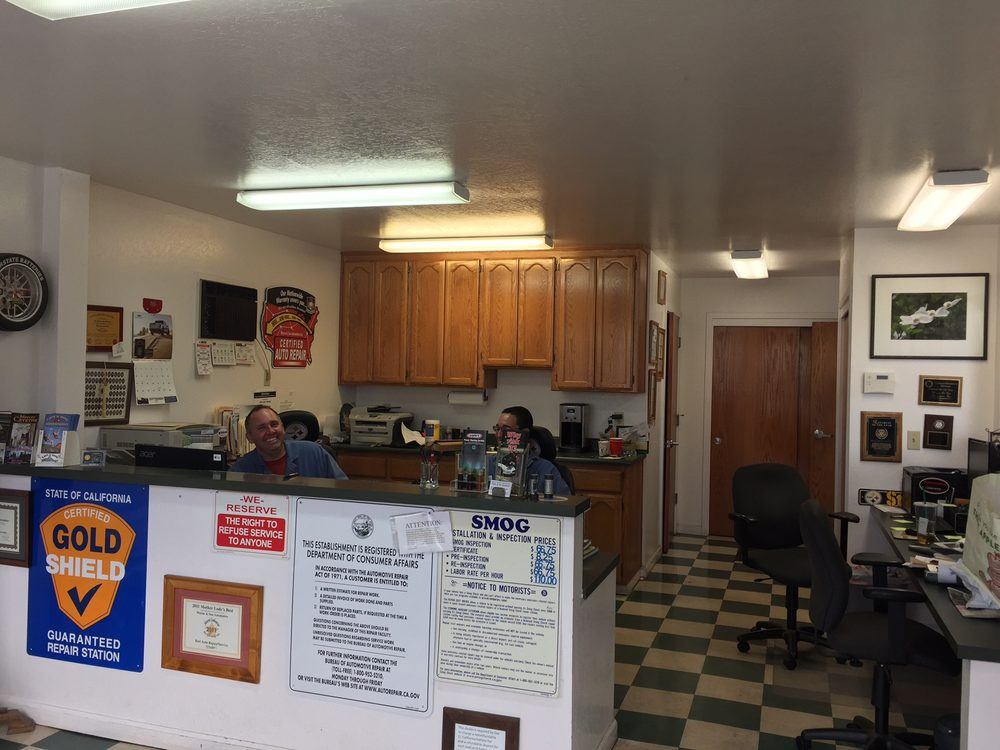 Wayne & Son Automotive: 329 N Main, Angels Camp, CA