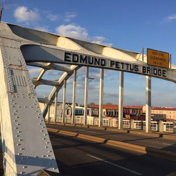 Photo of Edmund Pettus Bridge - Selma, AL, United States