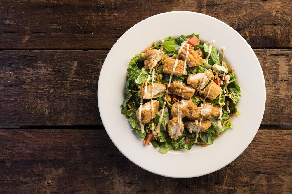 Doc Green's Gourmet Salads & Grill: 2307 N Rock Rd, Derby, KS