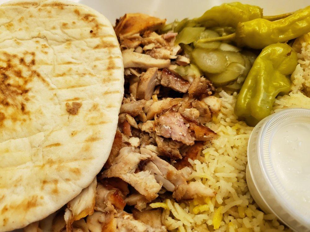 Food from Shawarma World