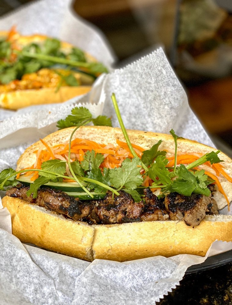 Banh Mi Boys: 5001 Airline Dr, Metairie, LA