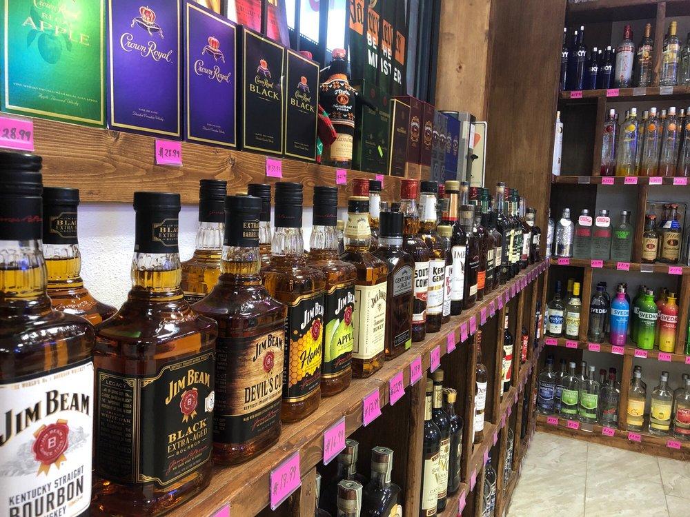 The Boulevard Liquor Store: 401 S Bicentennial Blvd, McAllen, TX