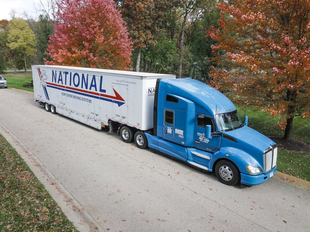 National Van Lines: 2800 W Roosevelt Rd, Broadview, IL