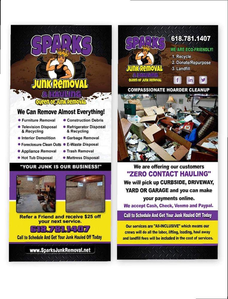 Sparks Junk Removal & Hauling: Alton, IL