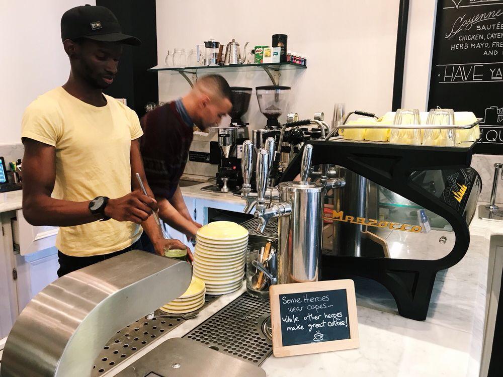 Wattle Cafe New York City