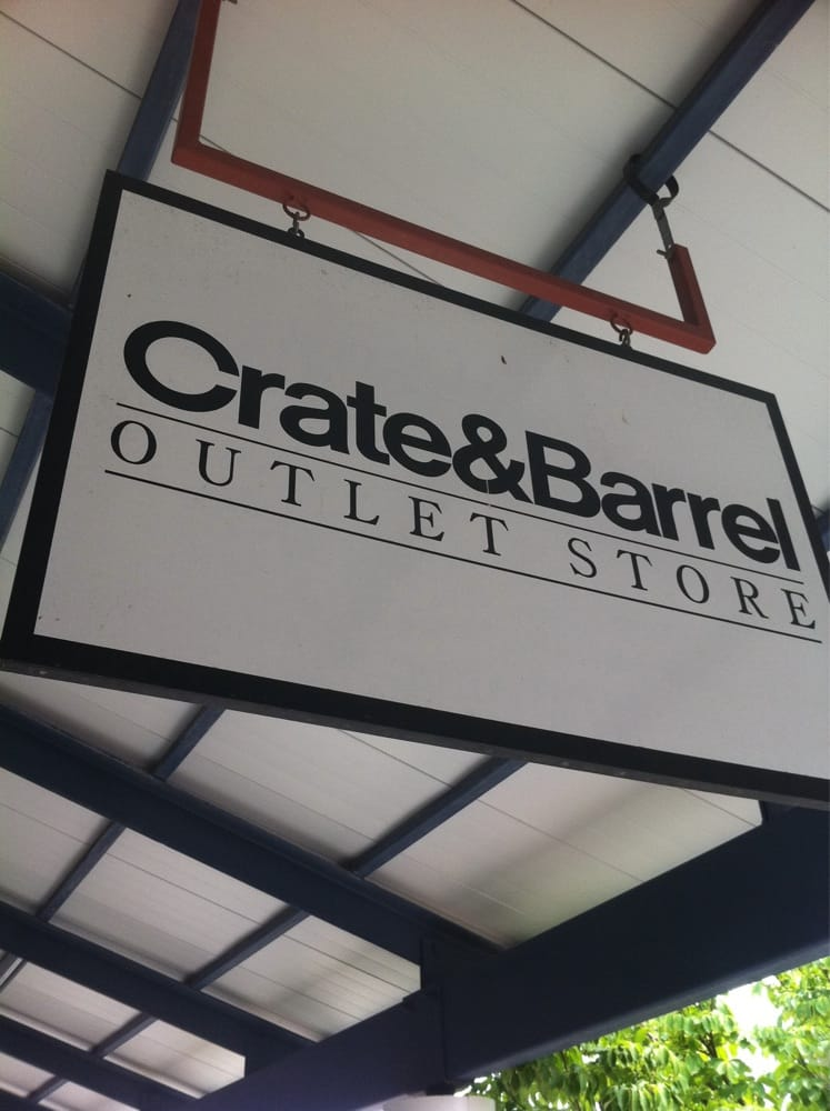 Crate & Barrel: 241 Fort Evans Rd NE, Leesburg, VA