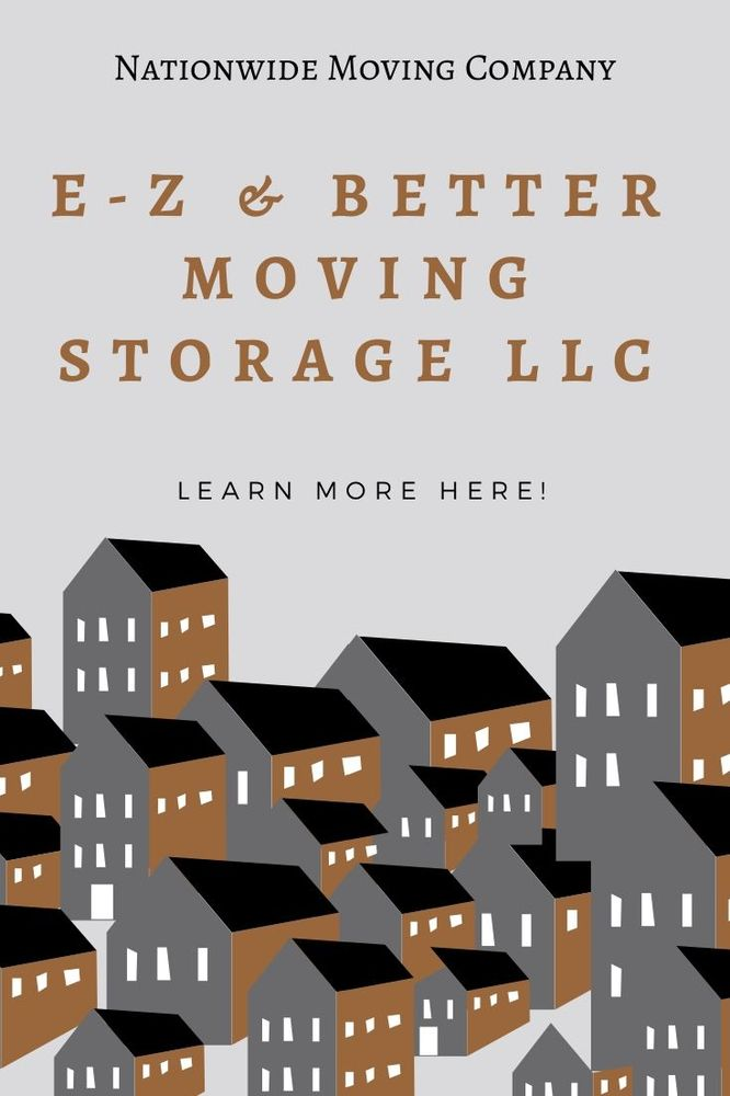 E-Z & Better Moving Storage: 320 Brookes Dr, Hazelwood, MO