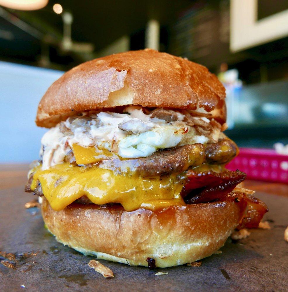 Woody's Burger Bar and Grill
