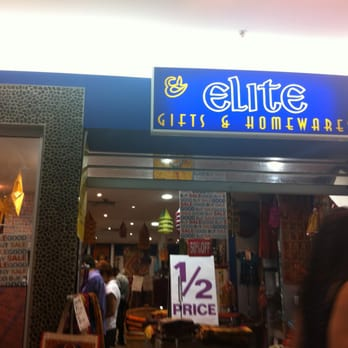 Elite gifts homewares shopping centro lutwyche for Gifts and homewares