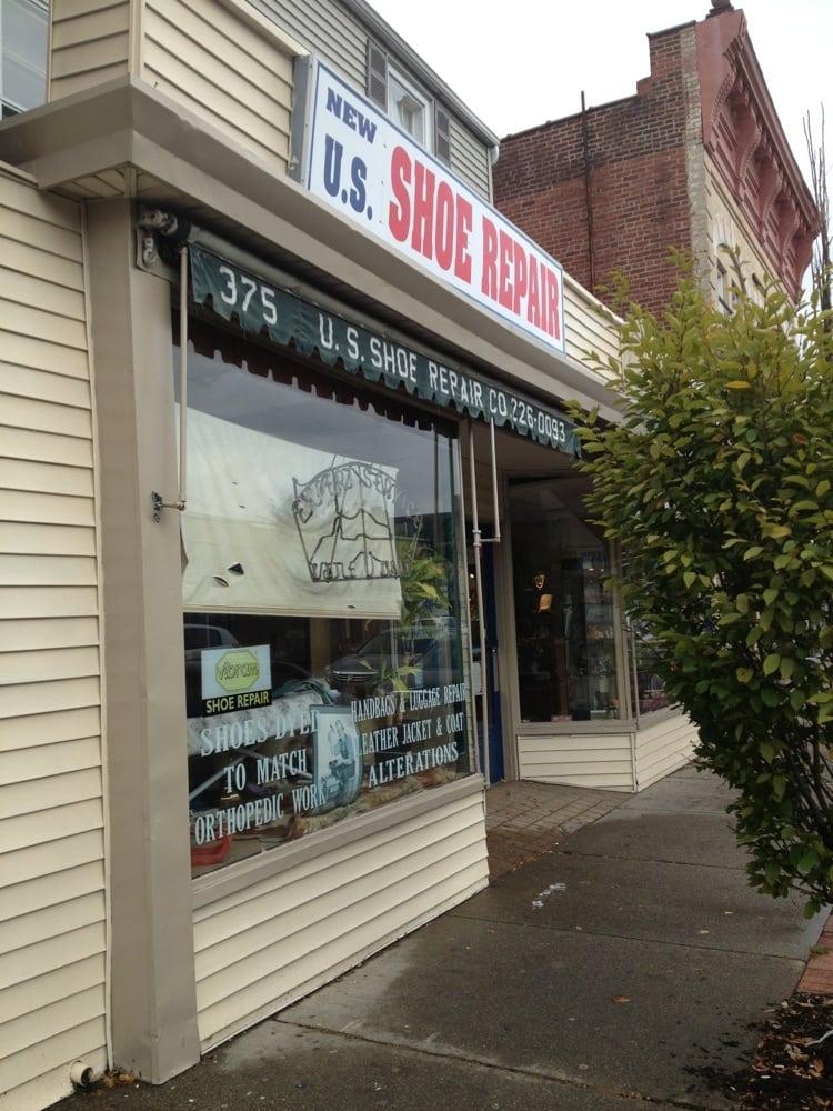 United States Shoe Repair: 375 Bloomfield Ave, Caldwell, NJ