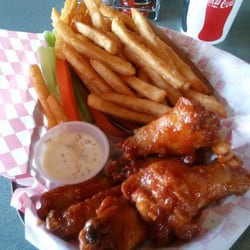 Frenchie's Wings & Things - 93 Photos & 97 Reviews - Burgers - 2326 Del Paso Blvd, Sacramento ...