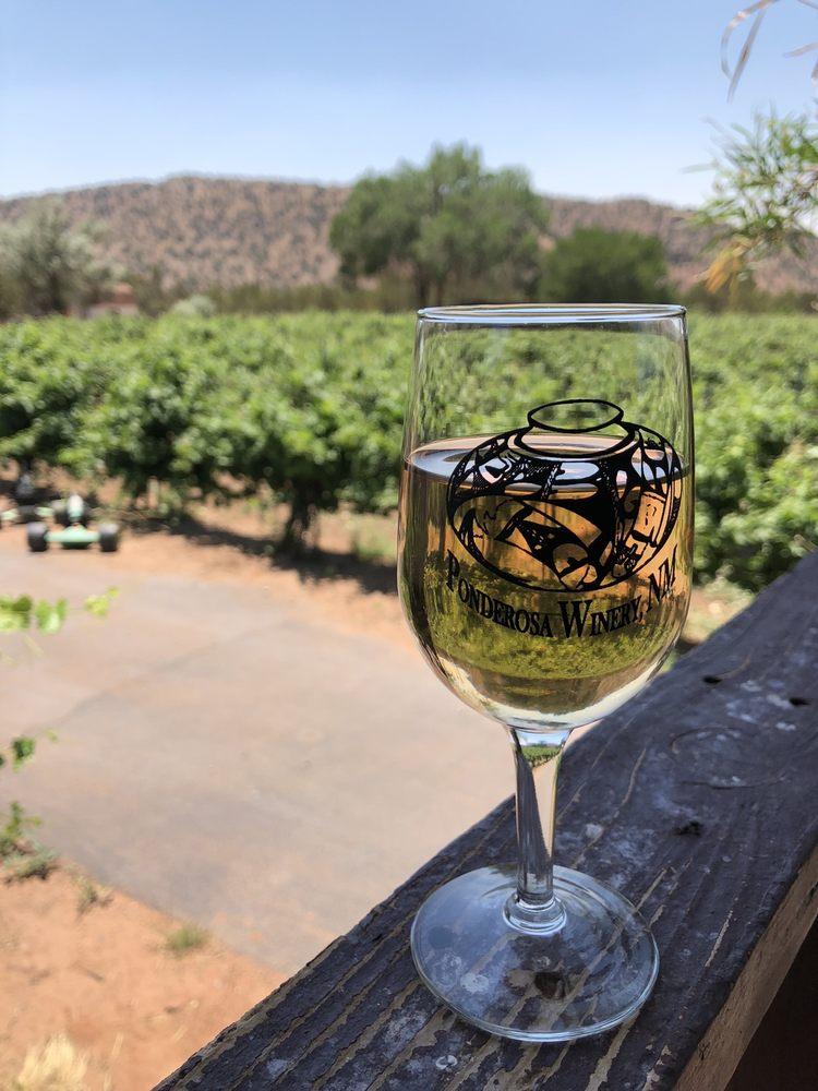 Ponderosa Valley Winery: 3171 Hwy 290, Ponderosa, NM