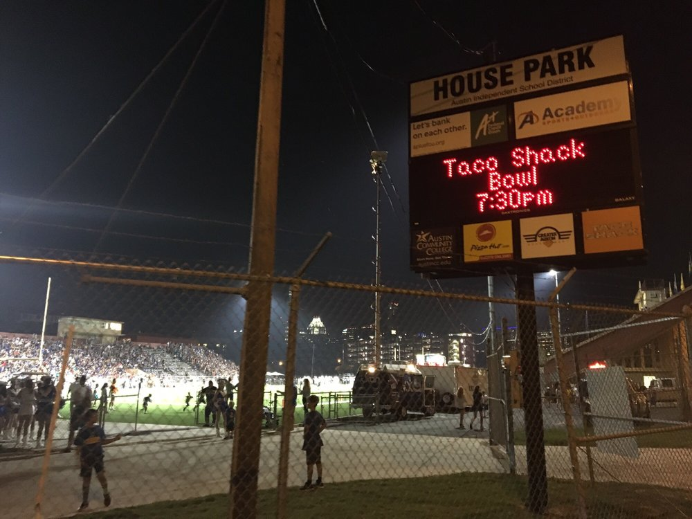 House Park Stadium