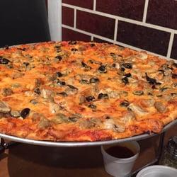 Grimaldi's Coal Brick Oven Pizza, Allen - Menu, Prices ... |Pizza Allen
