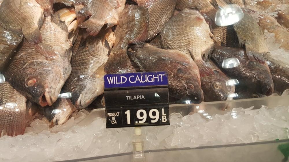 No farm raised fish for me fortunately bhfm has wild for Fish farm near me