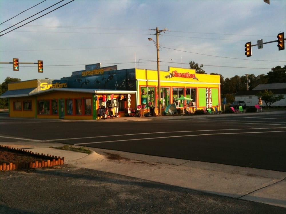 Sunsations: 6318 Maddox Blvd, Chincoteague Island, VA