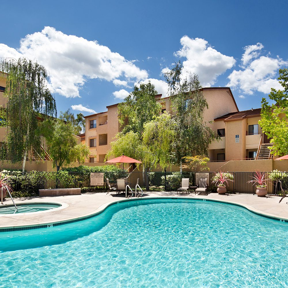 Camino Real Apartments: Oakwood Silicon Valley