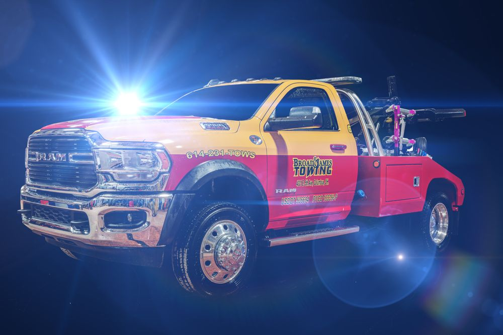 Towing business in Columbus, OH