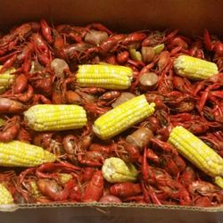 Photo Of N B S Seafood Glen Burnie Md United States Fantastic Crawfish And