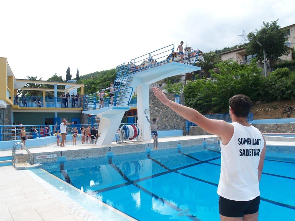 Piscine municipale swimming pools 2 rue de la corniche - Office de tourisme amelie les bains ...