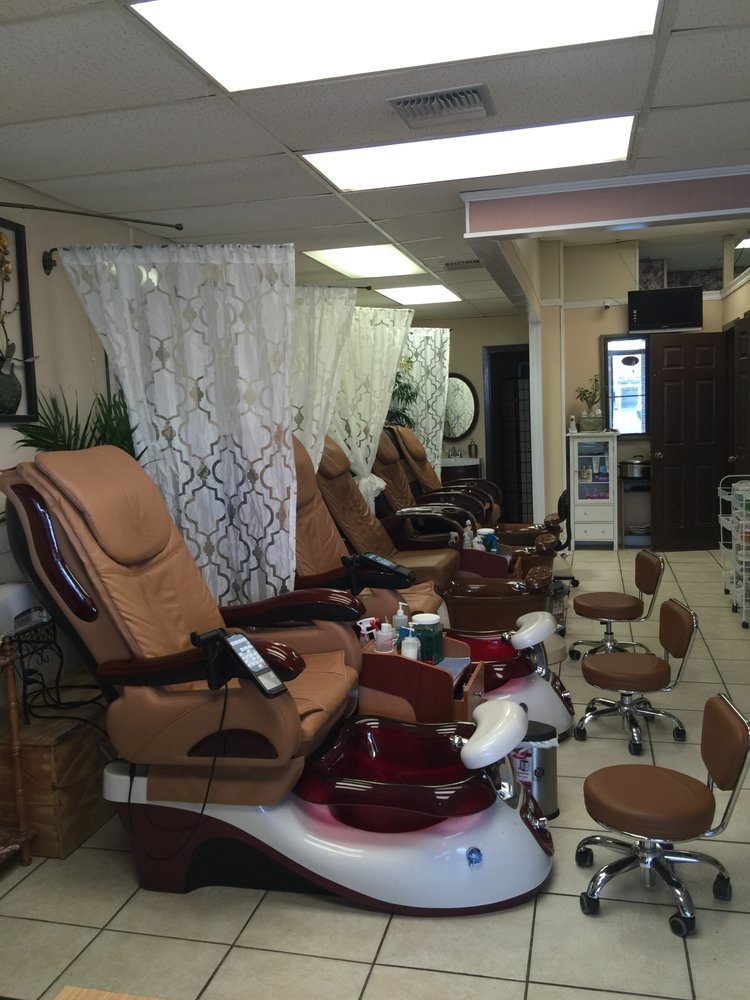 Angel Nail & Spa: 7704 Highway 182 E, Morgan City, LA