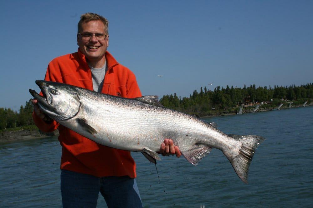 Hi-Lo Charters & Riverside Lodge: 1105 Angler Dr, Kenai, AK