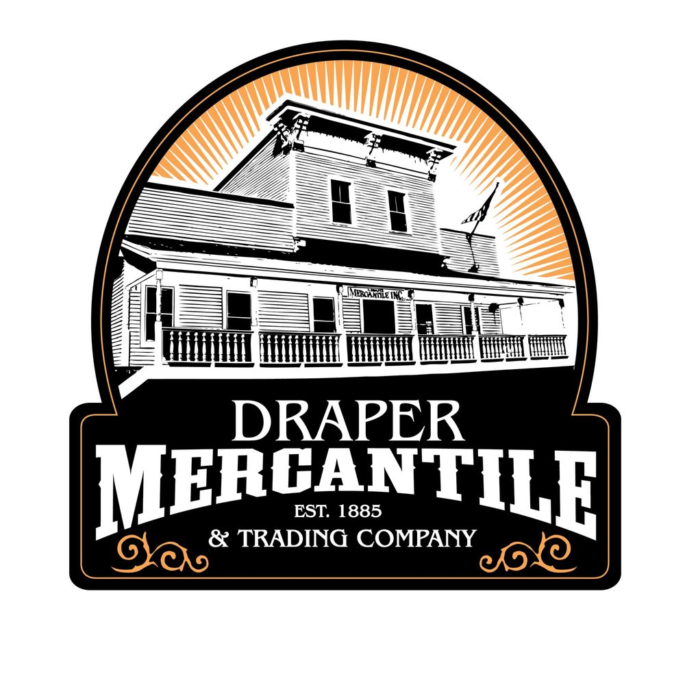 The Draper Mercantile And Trading Company: 3054 Greenbriar Rd, Draper, VA
