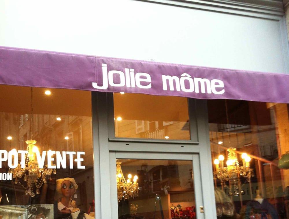 Jolie m me 10 avis friperies v tements vintage et for Hotel france numero
